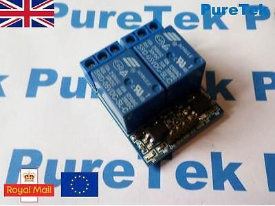 3.3V 5V 10A Relay Optocoupler Module for Arduino Nano Due Raspberry Pi ESP8266 ⭐
