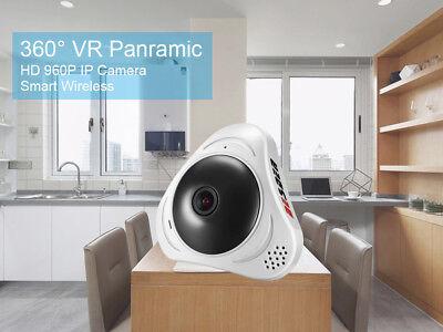 Sécurité Wifi 960P HD IP Caméra de Surveillance Sans Fil IR Vision Nocturne 3