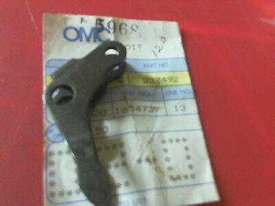 OMC JOHNSON EVINRUDE Outboard Lever Shift 332492 - New