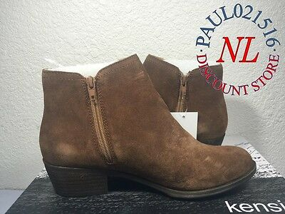 a8c7f64963fb 1 of 4FREE Shipping Kensie Women s Garry Bootie Short Ankle Boots Suede  Brown - Various Sizes ! ! ! 2