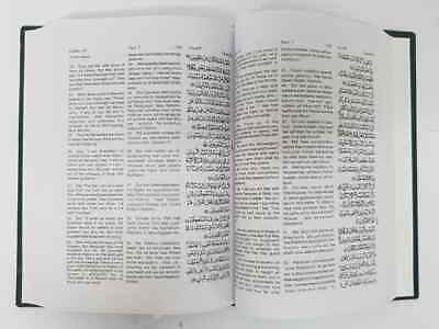 Holy Quran Translation & Transliteration with Arabic Text(Yusuf Ali) A5 Size IBS 2