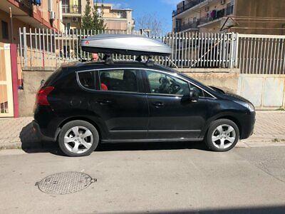 BIANCO OPACO BAULE PORTAPACCHI BOX AUTO PORTATUTTO DA TETTO G3 SPARK 520
