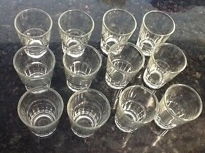 42 Shot Glasses 1.5 oz Glass Barware Shots Drink Whiskey Vodka Restaurant Supply 4