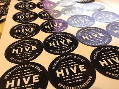 You can choose from round, square and rectangular stickers. We print on  quality 170gsm silk or gloss crackback, landscape or portrait to your  specification.