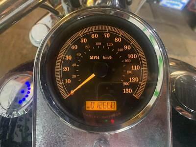 Harley Davidson Flstf Fat Boy 2014 103 Bar & Shield Rear Axle Covers Bk504 5