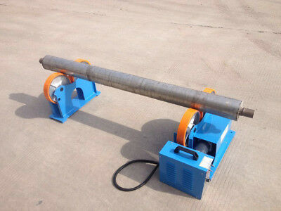 1 Ton heavy duty turning driver Pipe Tube Welding Rotary Roller Positioner frame 5