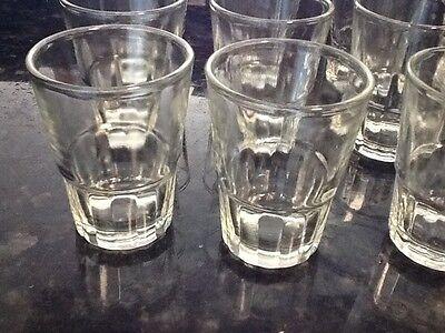 42 Shot Glasses 1.5 oz Glass Barware Shots Drink Whiskey Vodka Restaurant Supply 8