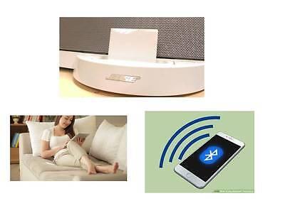 Tv, Video & Audio Tragbare Geräte & Kopfhörer Red Finch Group Bluetooth Adapter For Bose Series 1 White Speaker Dock Iphone
