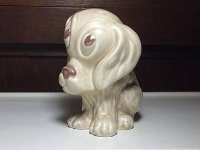 Vintage Sylvac ceramic dog #1246 made in England 3