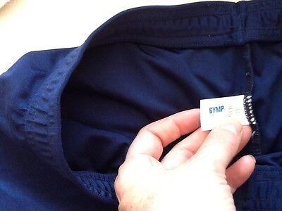 ladies-girls size 38 navy gymphlex shorts 5
