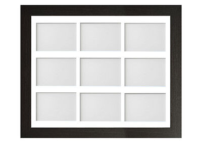 Frame Company Multi Aperture Collage Picture Photo Frames Choice of Mount Design 7