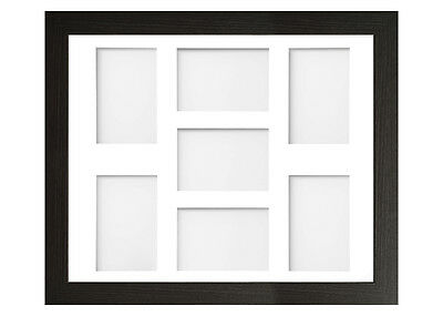 Frame Company Multi Aperture Collage Picture Photo Frames Choice of Mount Design 6