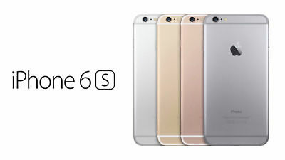 Apple iPhone 6S - Factory UNLOCKED GSM (AT&T T-Mobile +More!) 16/64/128GB 4G LTE 2