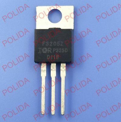 10PCS MOSFET Transistor IR//IRF TO-220 IRF3205 IRF3205PBF F3205