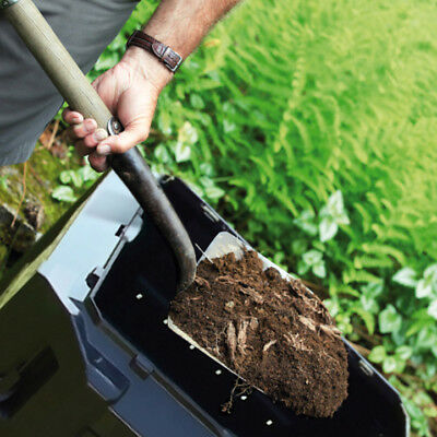 Schnellkomposter 380 L o 800 L Gartenkomposter Thermokomposter Komposter Kompost