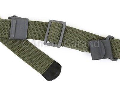 M1 Garand Sling OD Green Cotton Web for USGI 1903 Mil Civ WWII Korea *US Made* 5