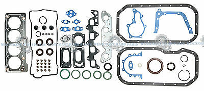 """1988-1992 Toyota Corolla 1.6L /""""4AF/"""" /""""4AFE/"""" DOHC MASTER ENGINE REBUILDING KIT"""