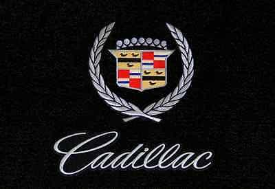 Cadillac ELDORADO 1993 LLOYD ULTIMAT MATS SHALE 4 PC WREATH /& CREST FRONT MATS