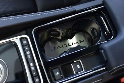 Jaguar I-E-F-Pace XE XF XJ F-Type Seat Belt Cover Pads x2