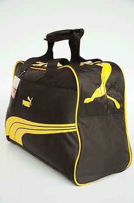 1cda593d4723a ... Puma Tasche SOLE GRIP BAG Reisetasche Sporttasche schwarz gelb - NEU 3