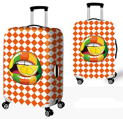 """Elastic Luggage Protective Cover for Trolley Case Suitcase 18-32"""" Anti Scratch 6"""