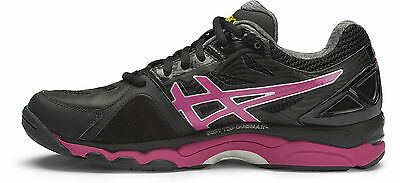 Asics Gel Netburner Super 6 Womens Netball Shoes (B) (9021)  + Free Aus Delivery