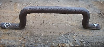 Steampunk Antique Hardware Primitive Cast Iron Drawer Pull Cabinet Handle Pull 2