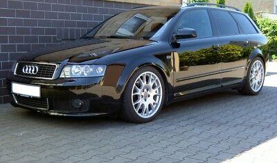 Audi A4 B6 8E Kotflügel links Ebonyschwarz-Perl. LZ9W lackiert 2000-2004