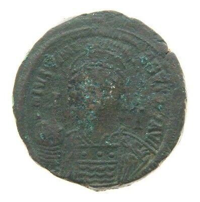 1025 Römische Byzantinisch Ae Follis Schöne Basil Ii Konstantin Viii Jesus Byzantinische Münzen Münzen Mittelalter