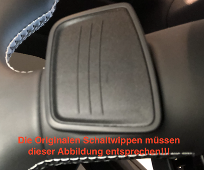 ECHT CARBON Schaltwippen Shift Paddle Audi New 2015-2018 A4,A5,A6 TT,TTS, S RS Q