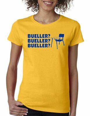 Bueller Bueller Bueller T-shirt Ferris Movie S-3XL 8