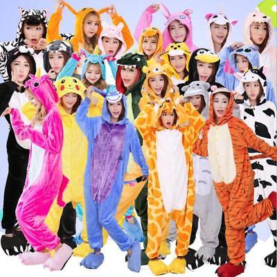 pijamas de animales onesie1 Unisex Disfraz De Kigurumi ropa de dormir cosplay 2