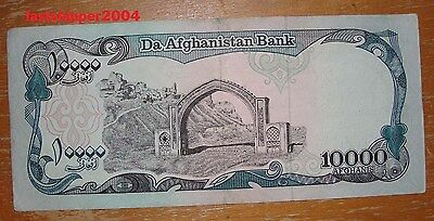 5 Of 6 Lot Bill 10 000 Afghanistan Taliban Banknote Money Paper Currency Note Afghani