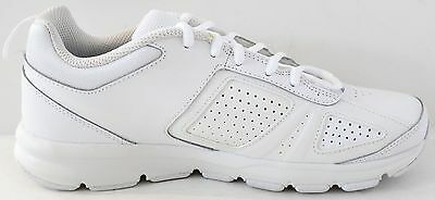 buy popular c24c5 bb1ab ... Nike T-Lite XI 616544-102 White Leather Mens Casual Athletic Shoe NWD NO