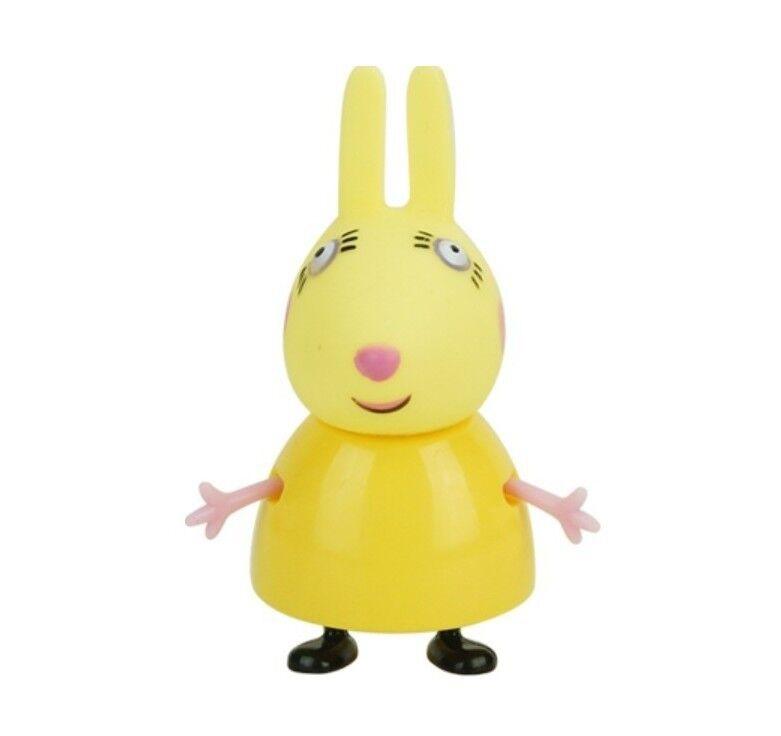 25X Peppa Pig Figuren Papa Mama Schorsch Wutz Familie/&FreundeSpielzeug Geschenk