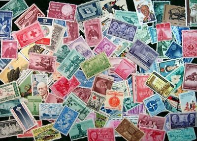 Mint US Postage Stamp Lots 50 to 120 YEAR OLD MNH Vintage Stamps - FREE SHIPPING 3