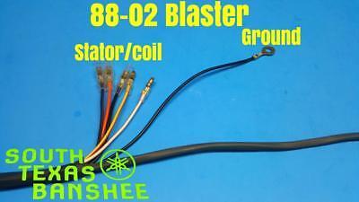 88-02 Yamaha Blaster Engine Only Drag Harness