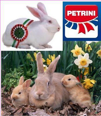 Mangime Per Conigli Di Tutte Le Razze, Coniglio Nano, Petrini In Pellet Kg.25 3