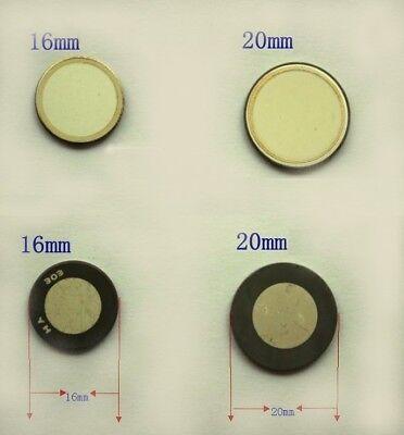 Disco ceramico trasduttore di ricambio per diffusori di aromi a ultrasuoni