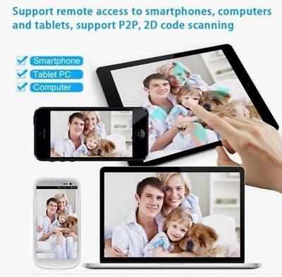 Telecamera Wi Fi Da Esterno Ip Camera P2P Wireless Ir Infrarossi Ipcam Micro Sd 3