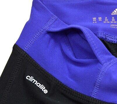 Adidas Mädchen Trainingshose Sport Hose Legging Laufhose Jazz Pant Tight schwarz 4