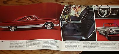 Original 1967 Plymouth Belvedere Sales Brochure Canadian 67 Gtx