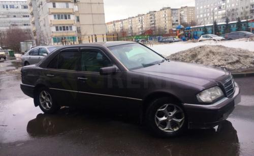 Mercedes W123 Berline 4-portes 4-pc Vent Déflecteurs HEKO tinted