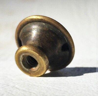Architectural  Brass Federal Antique Hardware Cabinet Knob Drawer Pull Phyfe 3