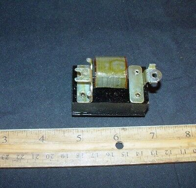 VINTAGE WESTERN ELECTRIC 302 Telephone Induction 101A Coil (s) 3