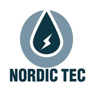 SCAMBIATORE di calore a Piastre NORDIC TEC 1' DN25 INOX 100-175kW + ISOLAMENTO 4