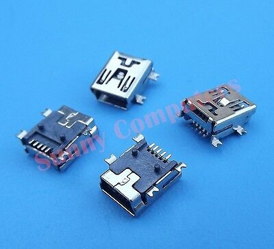 2x Micro HDMI Socket Port 19P Female Plug Connector Repair Replacement Part AU