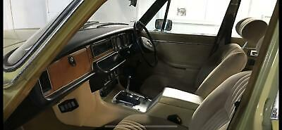 "Jaguar XJ6 3.4 Series 2 Auto ""1 Owner From New""Genuine 58,000 Mls 7"
