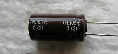 1x Capacitor Nippon KY Series 1000uF 10v 105C 10x15mm US Seller Radial