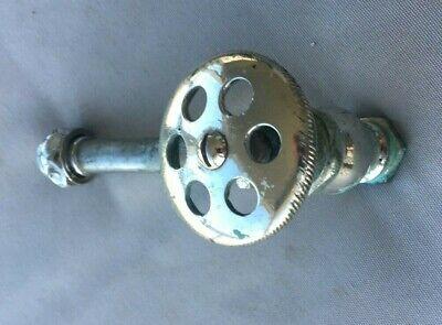 Antique Chrome Brass Sink Toilet Water Supply Shut off Valve Vtg 221-19J 8